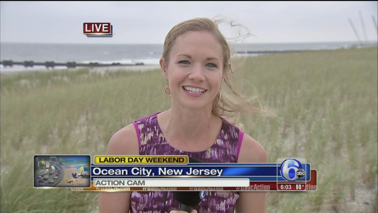 VIDEO: Trish Hartman reports from Ocean City, N.J.