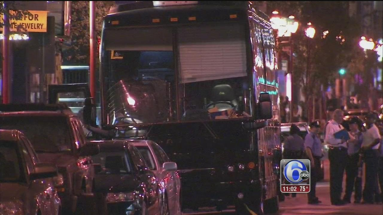 VIDEO: 1 dead in shooting on South Street