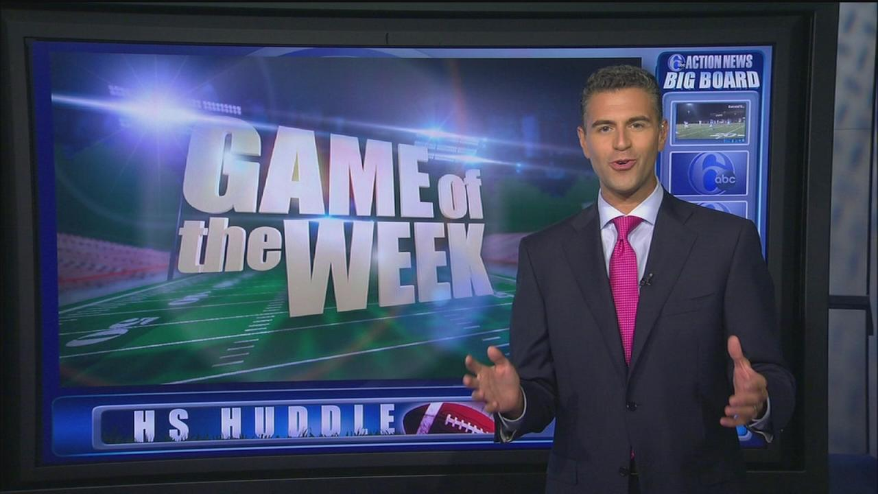 VIDEO: High School Huddle 2015 Week 1