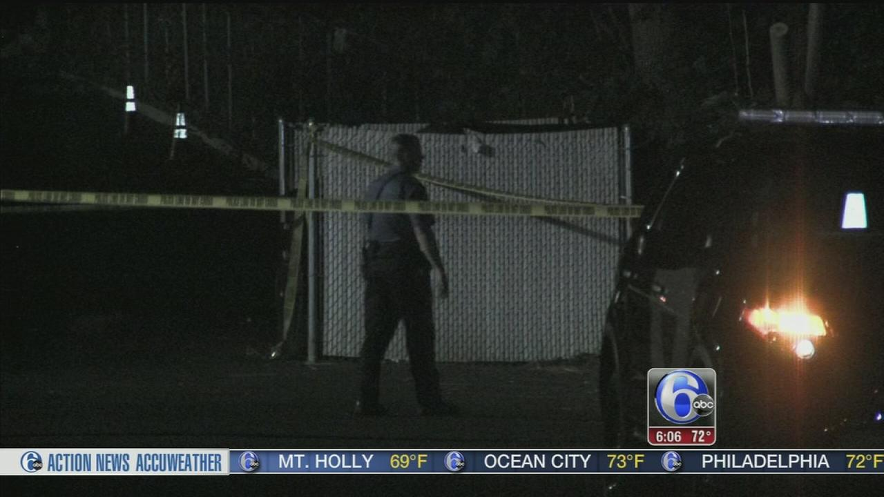 VIDEO: Man shot in the stomach in South Jersey