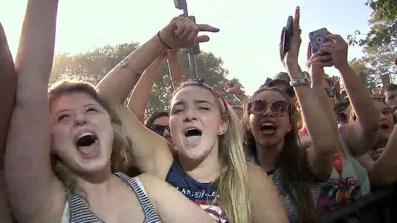 PHOTOS: Scenes from Made in America 2015