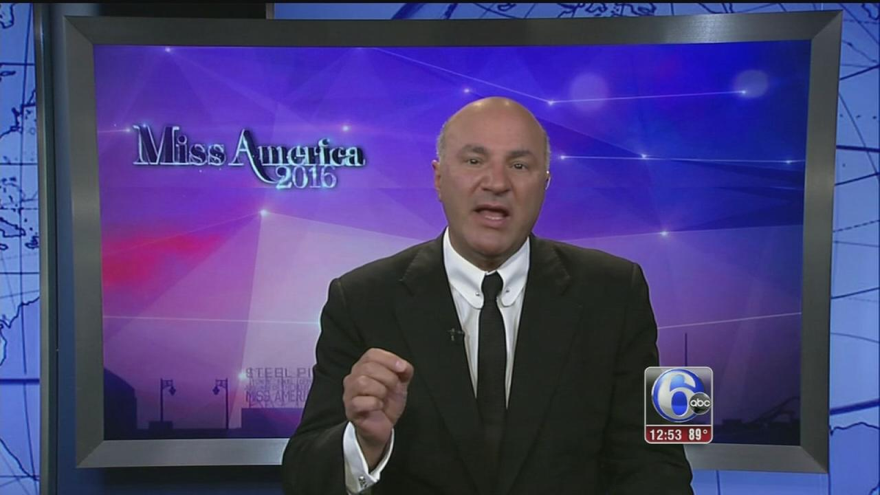 VIDEO: Kevin OLeary ready to judge Miss America pageant