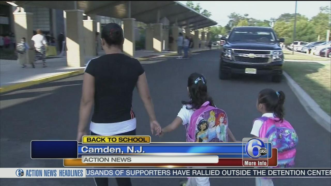 Back to School for Camden County