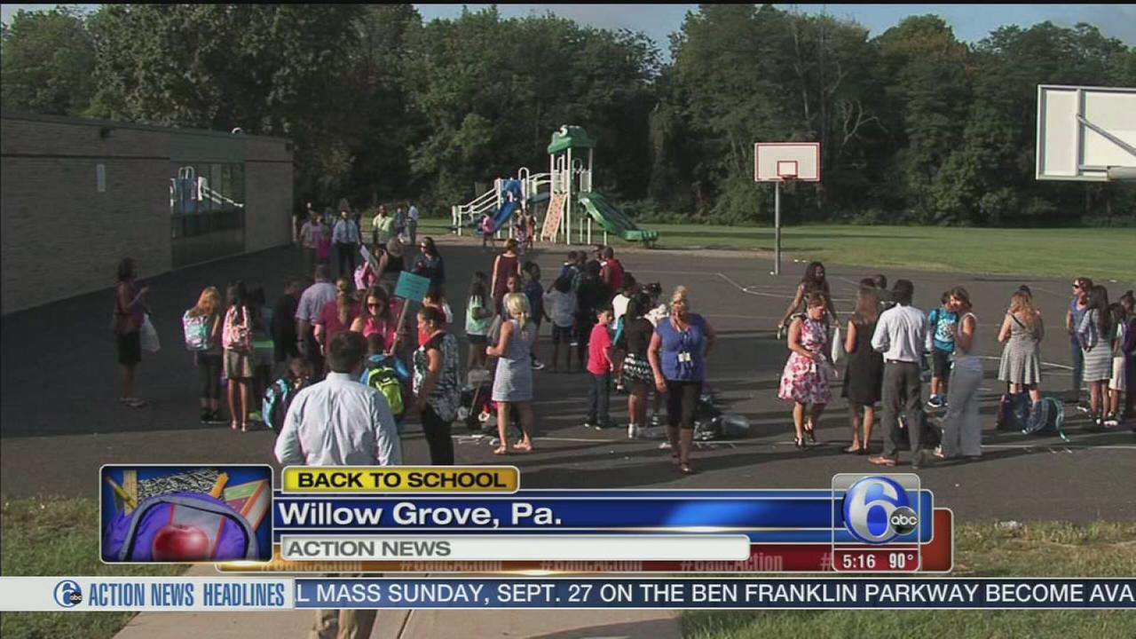 Back to School at Willow Hill