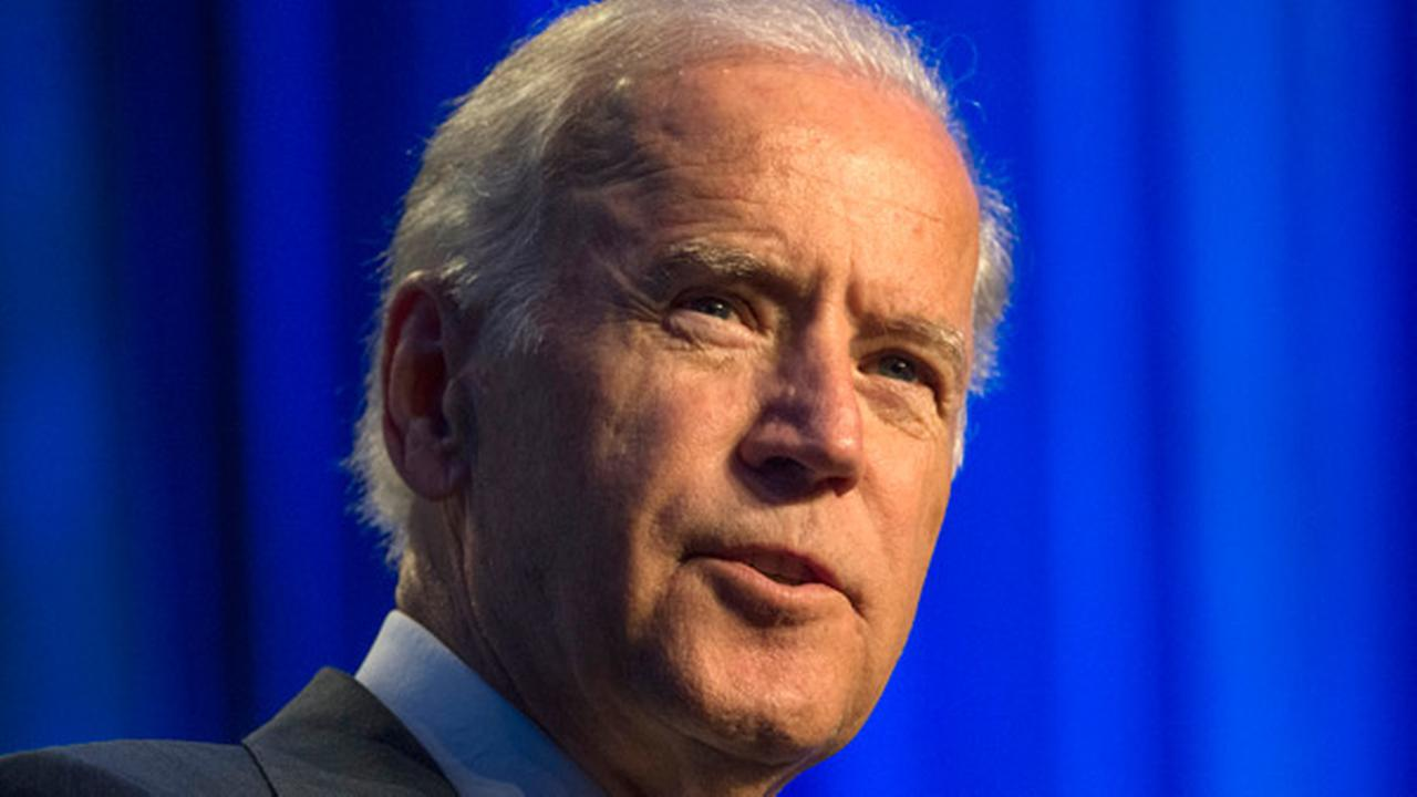 FILE - In this July 16, 2015 file photo, Vice President Joe Biden speaks at Generation Progresss 10th Annual Make Progress National Summit in Washington.
