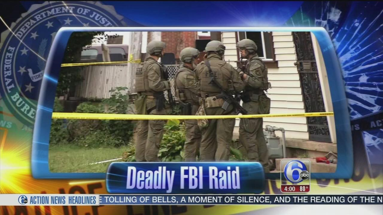 VIDEO: Deadly FBI raid