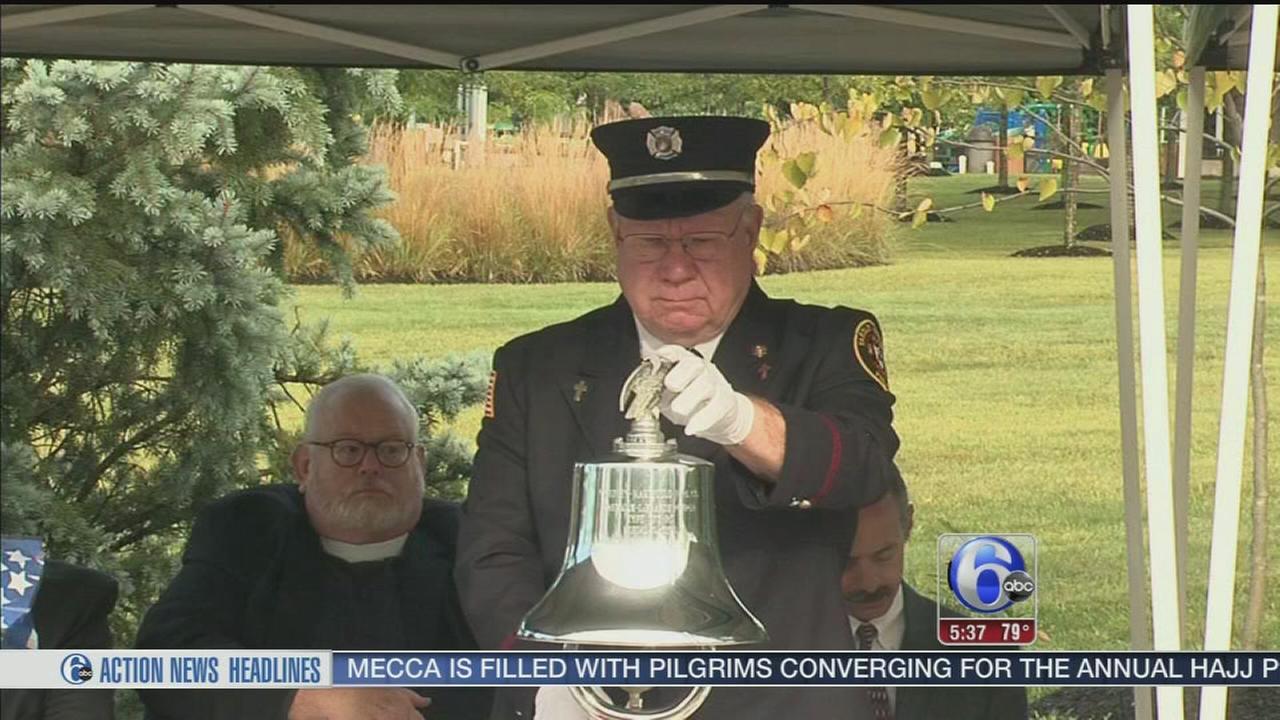 Bucks county remembers heroes lost