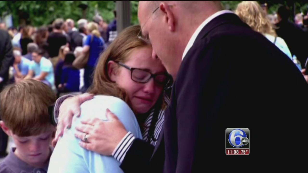 VIDEO: Communities remember those lost on Sept. 11th