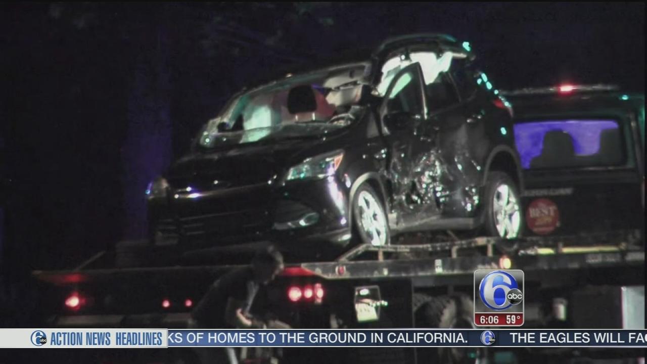VIDEO: Teen killed in Bucks County crash identified