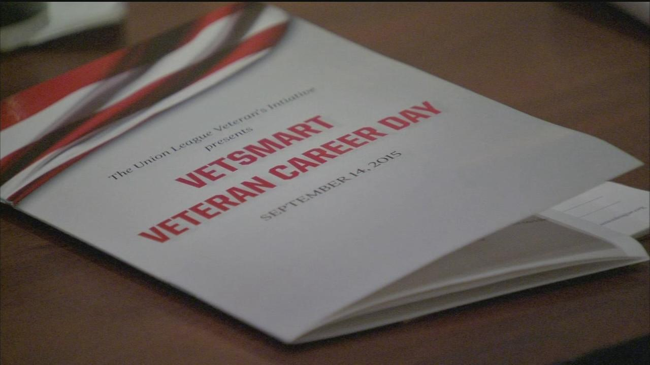VIDEO: Career help for veterans