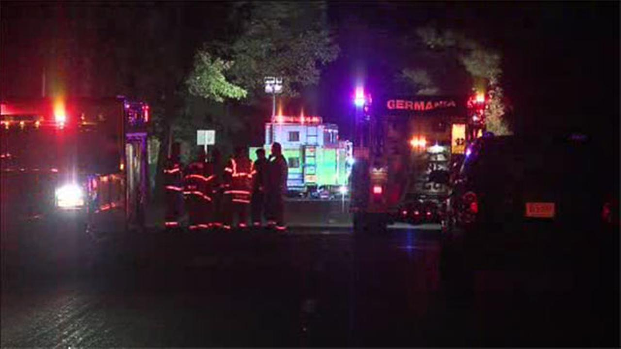 1 dead in 2-vehicle crash in Atlantic County