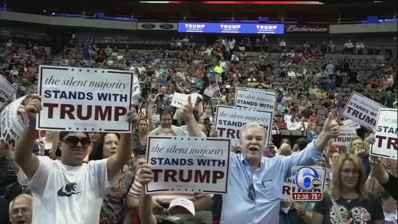 VIDEO: Republican candidates prepare for delate