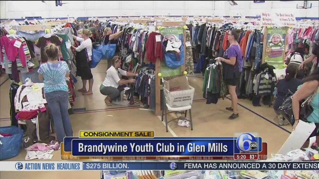 Sale to benefit Big Brothers Big Sisters, consumers