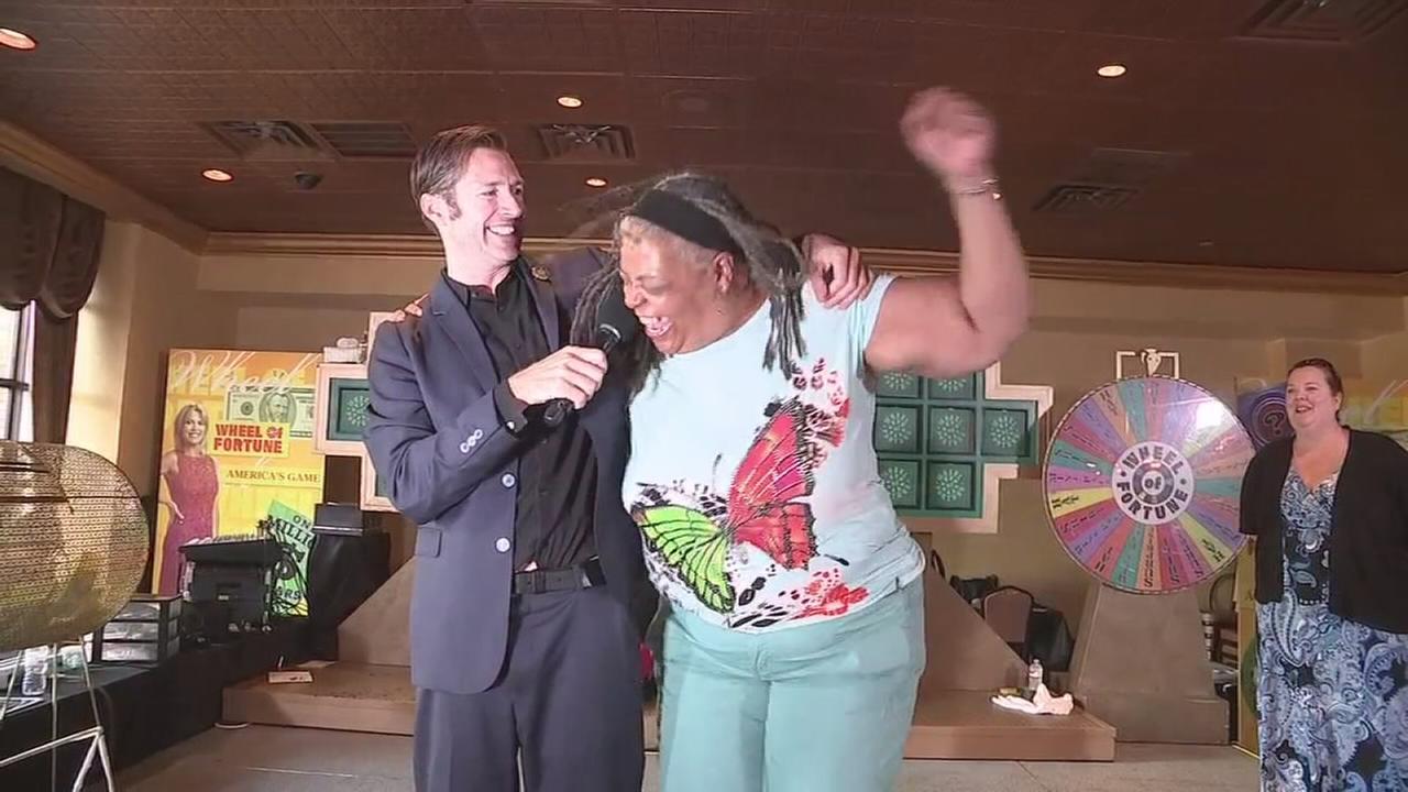 VIDEO: Wheel of Fortune hopeful waited 10 years