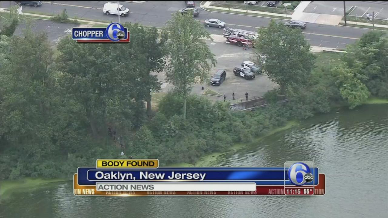 VIDEO: Body found in Newton Creek