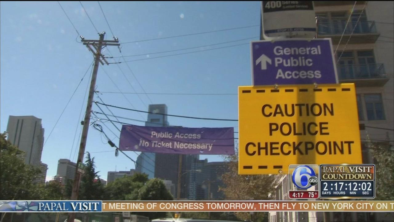 VIDEO: What to know when going to see pope in Philly