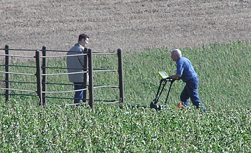 <div class='meta'><div class='origin-logo' data-origin='AP'></div><span class='caption-text' data-credit=''>In this Nov. 16, 2004 file photo, investigators search near Nora, S.D. for evidence in the disappearance of Pamella Jackson and Cheryl Miller.</span></div>