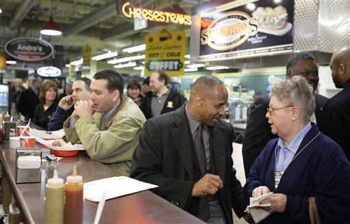 <div class='meta'><div class='origin-logo' data-origin='none'></div><span class='caption-text' data-credit=''>Republican gubernatorial candidate Lynn Swann at the counter of Tommy Dinic's Roast Pork and Beef during a campaign stop at the Reading Terminal Market on Oct. 26, 2006.</span></div>