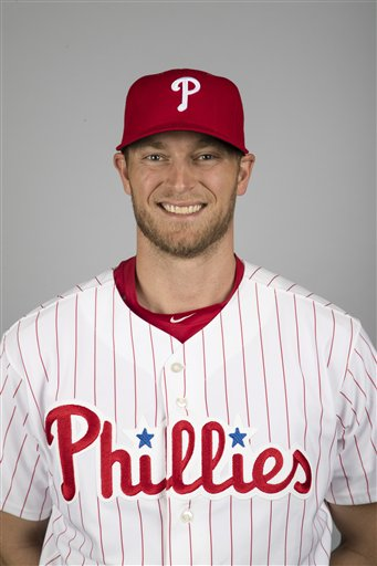 "<div class=""meta image-caption""><div class=""origin-logo origin-image ap""><span>AP</span></div><span class=""caption-text"">This is a 2017 photo of Michael Saunders of the Philadelphia Phillies. This image represents the the Phillies active roster on Monday, Feb. 20, 2017, in Clearwater, Fla. (AP)</span></div>"