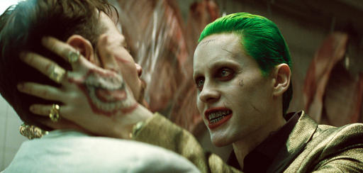"<div class=""meta image-caption""><div class=""origin-logo origin-image none""><span>none</span></div><span class=""caption-text"">This image released by Warner Bros. Pictures shows Jared Leto in a scene from ""Suicide Squad."" (Warner Bros. Pictures via AP) (AP)</span></div>"