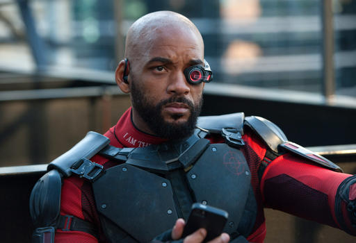 "<div class=""meta image-caption""><div class=""origin-logo origin-image none""><span>none</span></div><span class=""caption-text"">This image released by Warner Bros. Pictures shows Will Smith in a scene from, ""Suicide Squad."" (Clay Enos/Warner Bros. Pictures via AP) (AP)</span></div>"