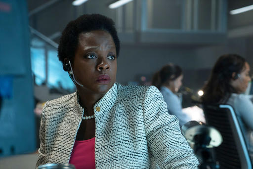 "<div class=""meta image-caption""><div class=""origin-logo origin-image none""><span>none</span></div><span class=""caption-text"">This image released by Warner Bros. Pictures shows Viola Davis in a scene from, ""Suicide Squad."" (Clay Enos/Warner Bros. Pictures via AP) (AP)</span></div>"