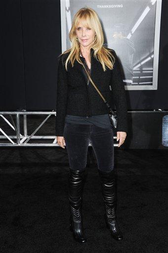 <div class='meta'><div class='origin-logo' data-origin='none'></div><span class='caption-text' data-credit='Richard Shotwell/Invision/AP'>Actress Rosanna Arquette attends the LA Premiere of &#34;Creed&#34; held at the Regency Village Theater on Thursday, Nov. 19, 2015, in Los Angeles. (Photo by Richard Shotwell/Invision/AP)</span></div>