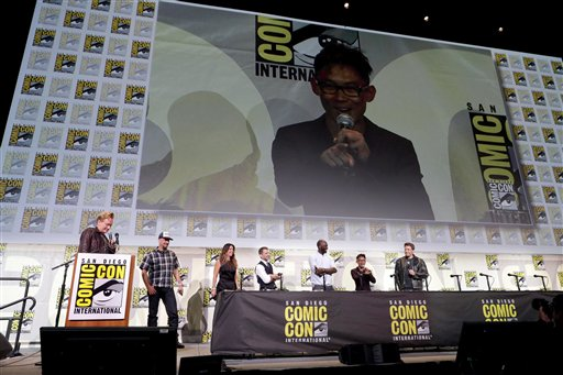 "<div class=""meta image-caption""><div class=""origin-logo origin-image none""><span>none</span></div><span class=""caption-text"">Warner Bros. Presentation at 2016 Comic-Con on Saturday, July 23, 2016, in San Diego, Calif. (Photo by Eric Charbonneau/Invision for Warner Bros./AP Images) (Eric Charbonneau/Invision/AP)</span></div>"
