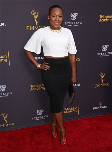 "<div class=""meta image-caption""><div class=""origin-logo origin-image ap""><span>AP</span></div><span class=""caption-text"">Natalie Whittle arrives at the Television Academy's Performers Emmy Celebration at the Montage Beverly Hills on Monday, Aug. 22, 2016. (Matt Sayles/Invision/AP)</span></div>"