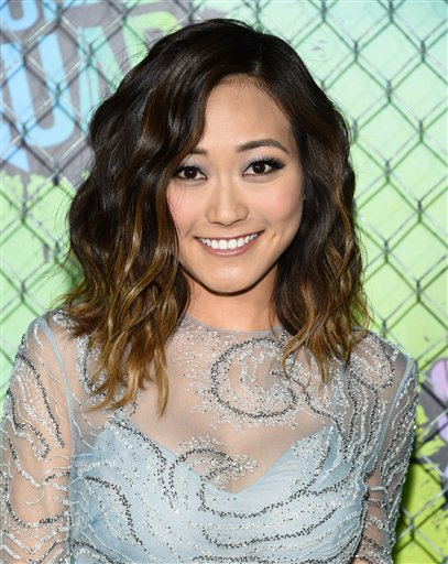 "<div class=""meta image-caption""><div class=""origin-logo origin-image none""><span>none</span></div><span class=""caption-text"">Actress Karen Fukuhara attends the world premiere of ""Suicide Squad"" at the Beacon Theatre on Monday, Aug. 1, 2016, in New York. (Photo by Evan Agostini/Invision/AP) (Evan Agostini/Invision/AP)</span></div>"