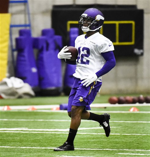 """<div class=""""meta image-caption""""><div class=""""origin-logo origin-image ap""""><span>AP</span></div><span class=""""caption-text"""">Falcons: Jhurell Pressley - Running Back (Practice Squad)  - From Newark, Delaware and Attended Red Lion Christian Academy High School (AP)</span></div>"""