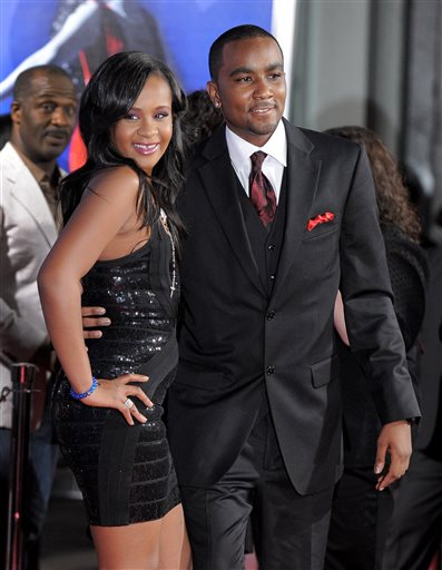 <div class='meta'><div class='origin-logo' data-origin='none'></div><span class='caption-text' data-credit='Jordan Strauss/Invision/AP'>FILE - In this Aug. 16, 2012, file photo, Bobbi Kristina Brown, left, and Nick Gordon attend the Los Angeles premiere of &#34;Sparkle&#34; at Grauman's Chinese Theatre in Los Angeles.</span></div>