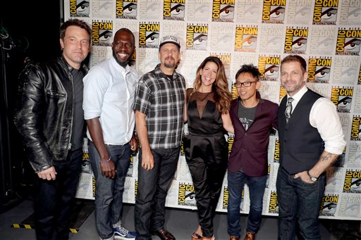"<div class=""meta image-caption""><div class=""origin-logo origin-image none""><span>none</span></div><span class=""caption-text"">Warner Bros. Presentation at 2016 Comic-Con on Saturday, July 23, 2016, in San Diego, Calif. (Eric Charbonneau/Invision/AP)</span></div>"