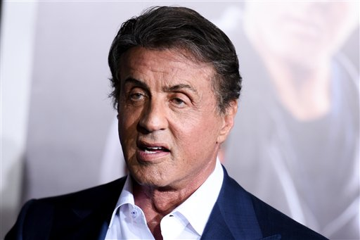<div class='meta'><div class='origin-logo' data-origin='none'></div><span class='caption-text' data-credit='Richard Shotwell/Invision/AP'>Sylvester Stallone attends the LA Premiere of &#34;Creed&#34; held at the Regency Village Theater on Thursday, Nov. 19, 2015, in Los Angeles. (Photo by Richard Shotwell/Invision/AP)</span></div>