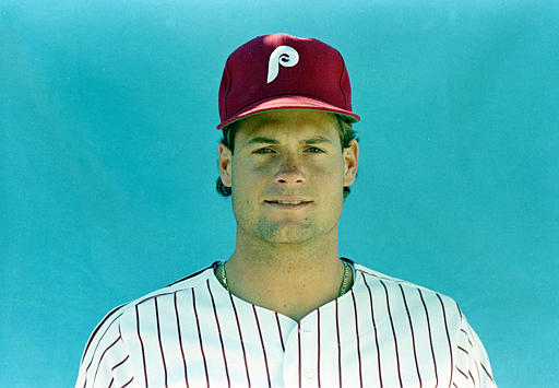 <div class='meta'><div class='origin-logo' data-origin='AP'></div><span class='caption-text' data-credit=''>Philadelphia Phillies Darren Daulton is shown in this March 1989 photo.</span></div>