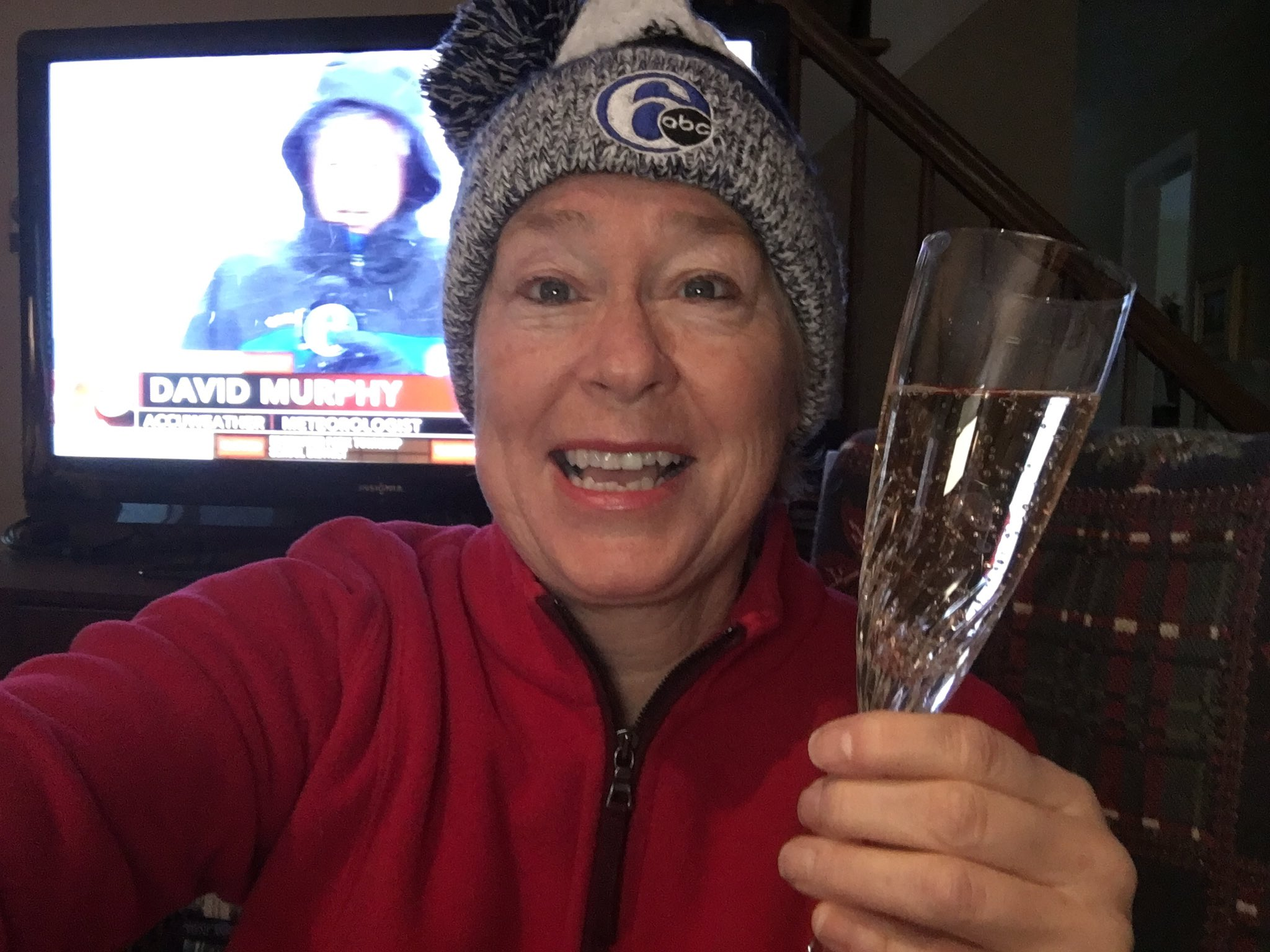 "<div class=""meta image-caption""><div class=""origin-logo origin-image none""><span>none</span></div><span class=""caption-text"">Retired Action News New Jersey Correspondent Nora Muchanic sent us this photo as she enjoyed a snow day indoors for the first time in a long time.</span></div>"