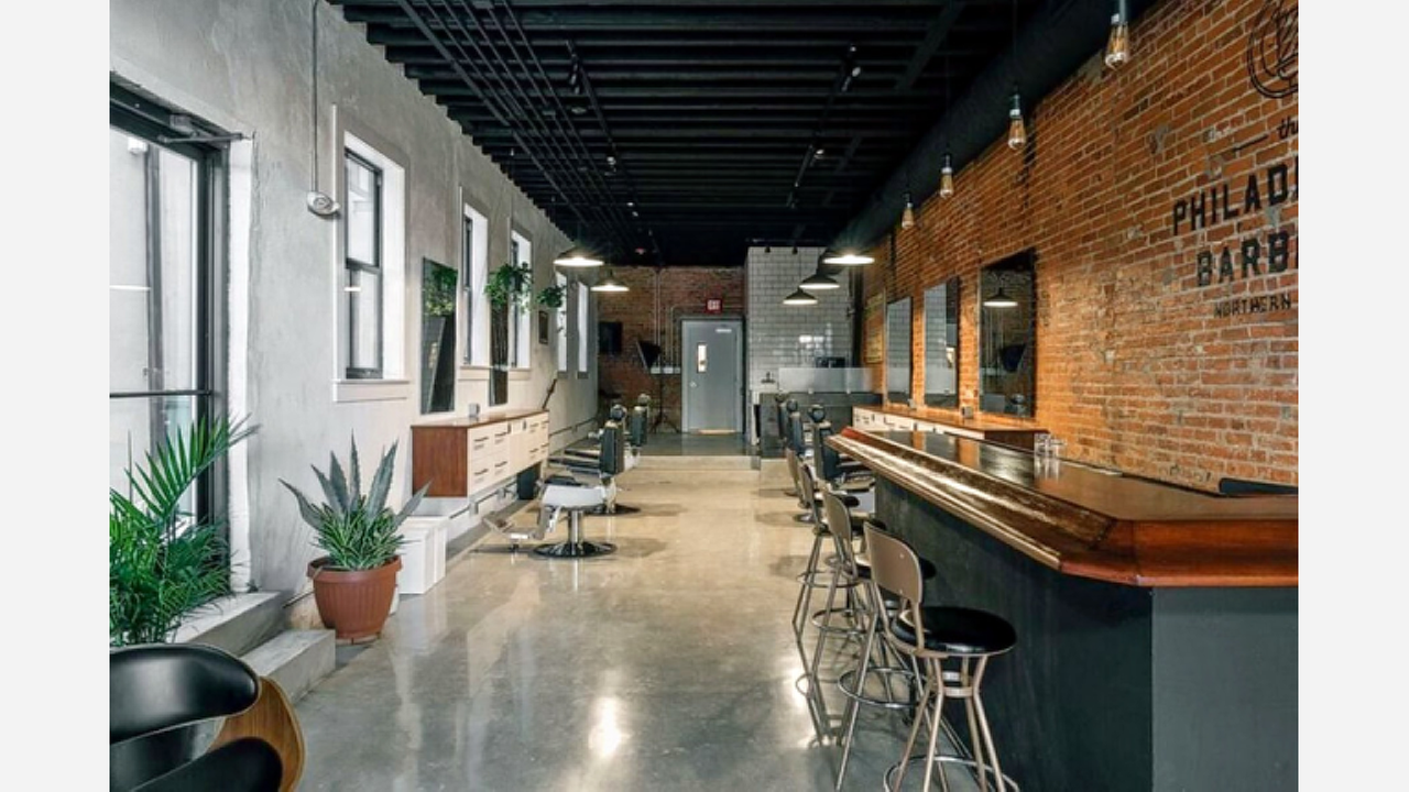 Now Open In Northern Liberties: 'The Philadelphia Barber Company'