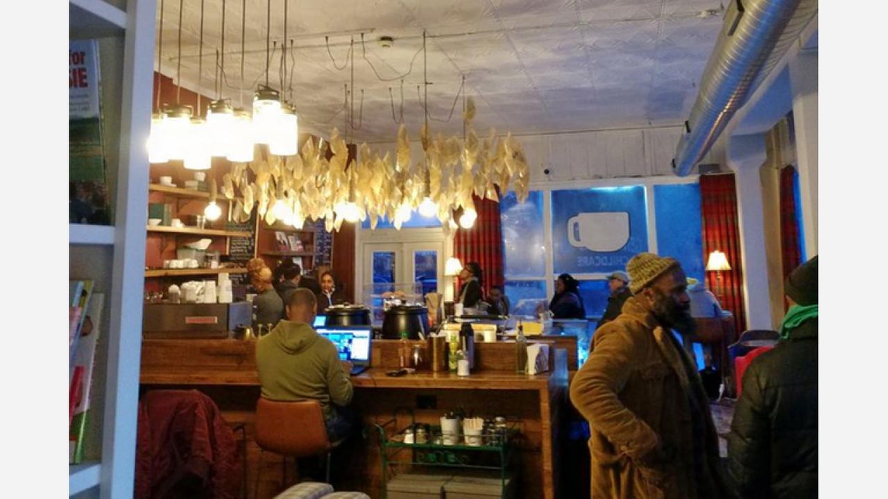 'Uncle Bobbie's Coffee & Books' Debuts In Germantown