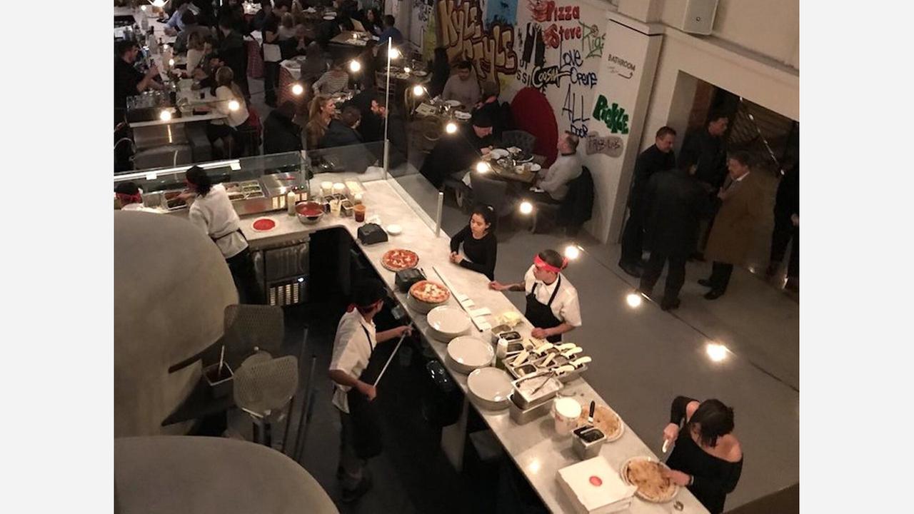 New Italian Spot 'Porta' Opens Its Doors In Washington Square West