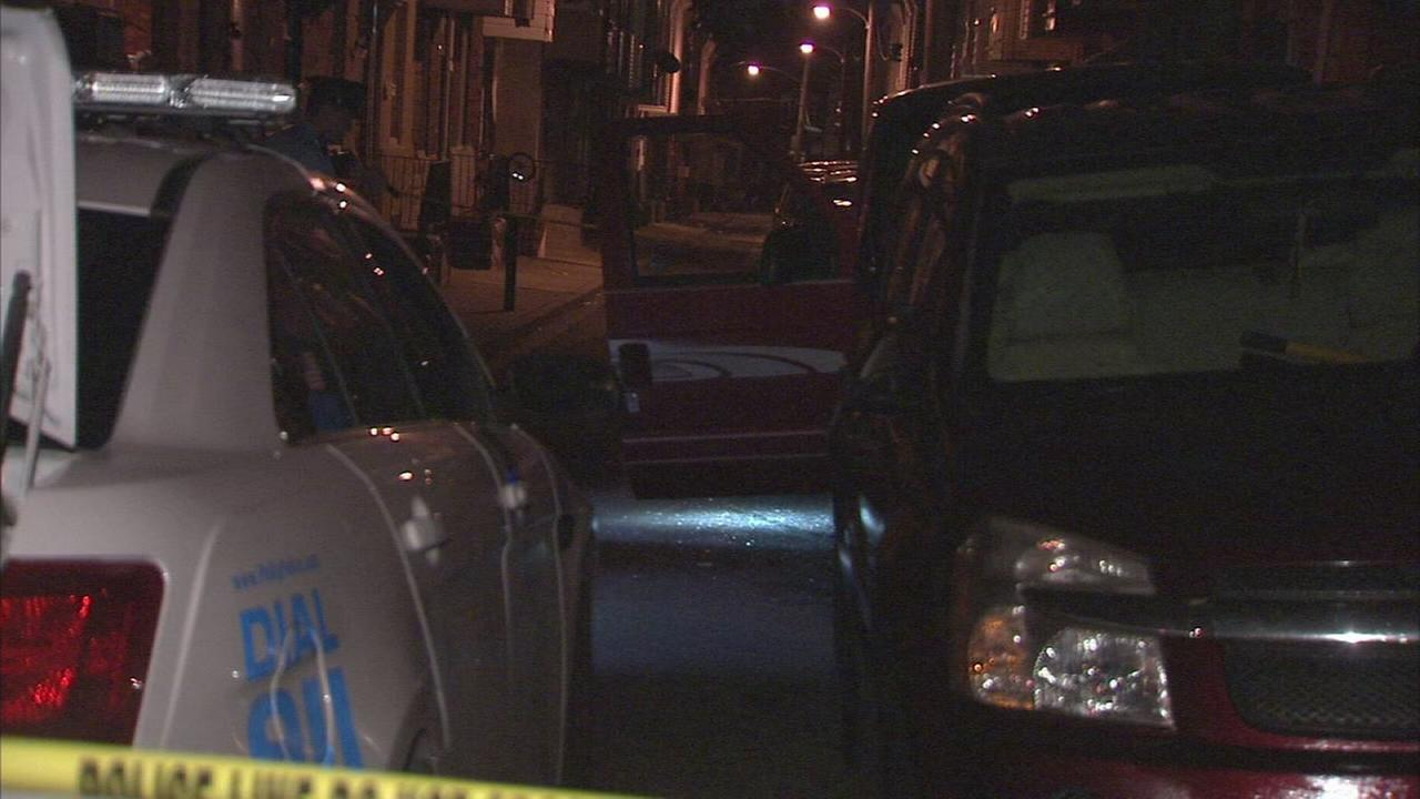 Targeted shooting in Kensington