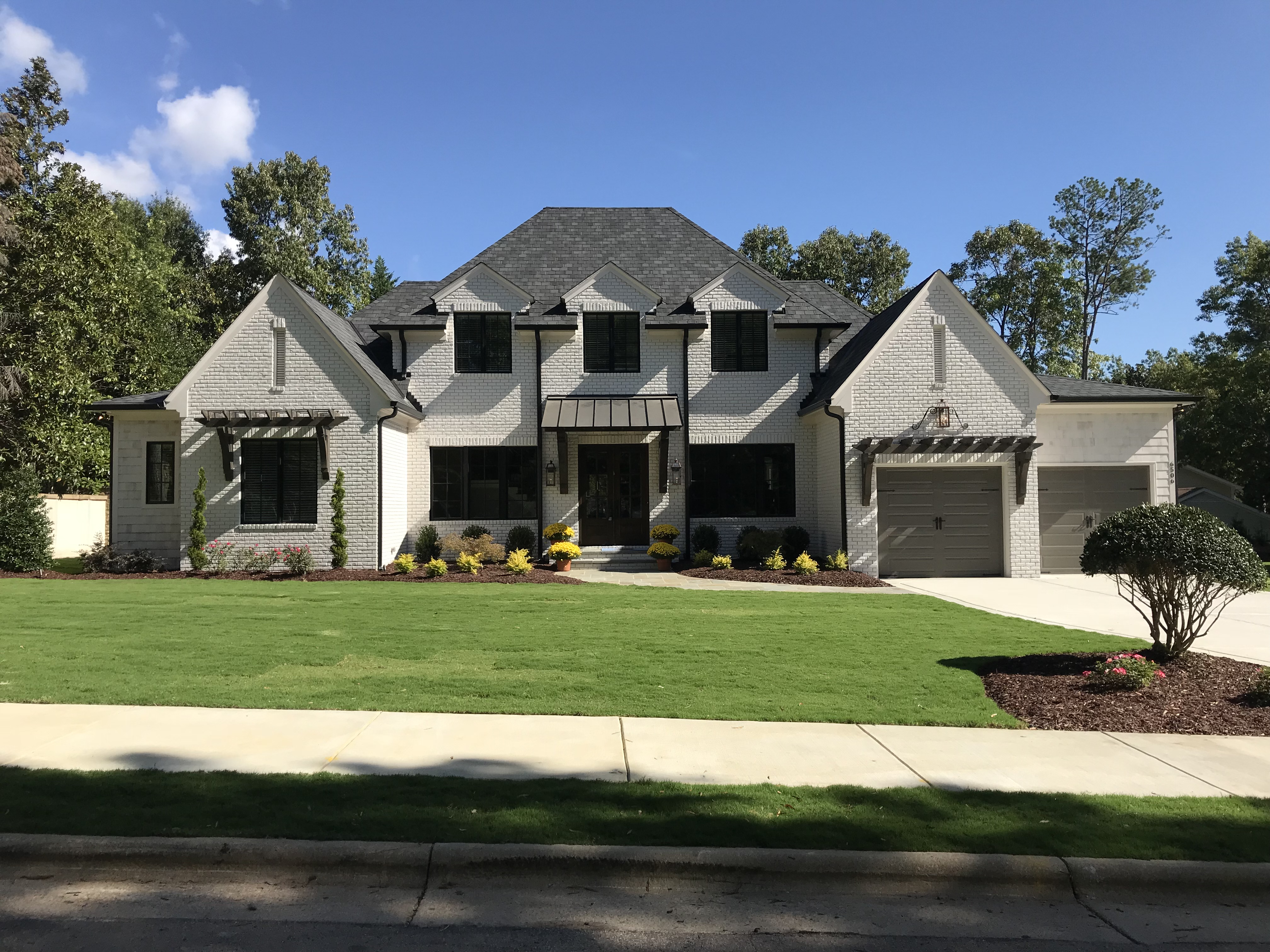 <div class='meta'><div class='origin-logo' data-origin='none'></div><span class='caption-text' data-credit='WTVD photo/Shawn Replogle'>6506 New Market Way, Raleigh, NC - $1.25 million by Raleigh Custom Homes</span></div>