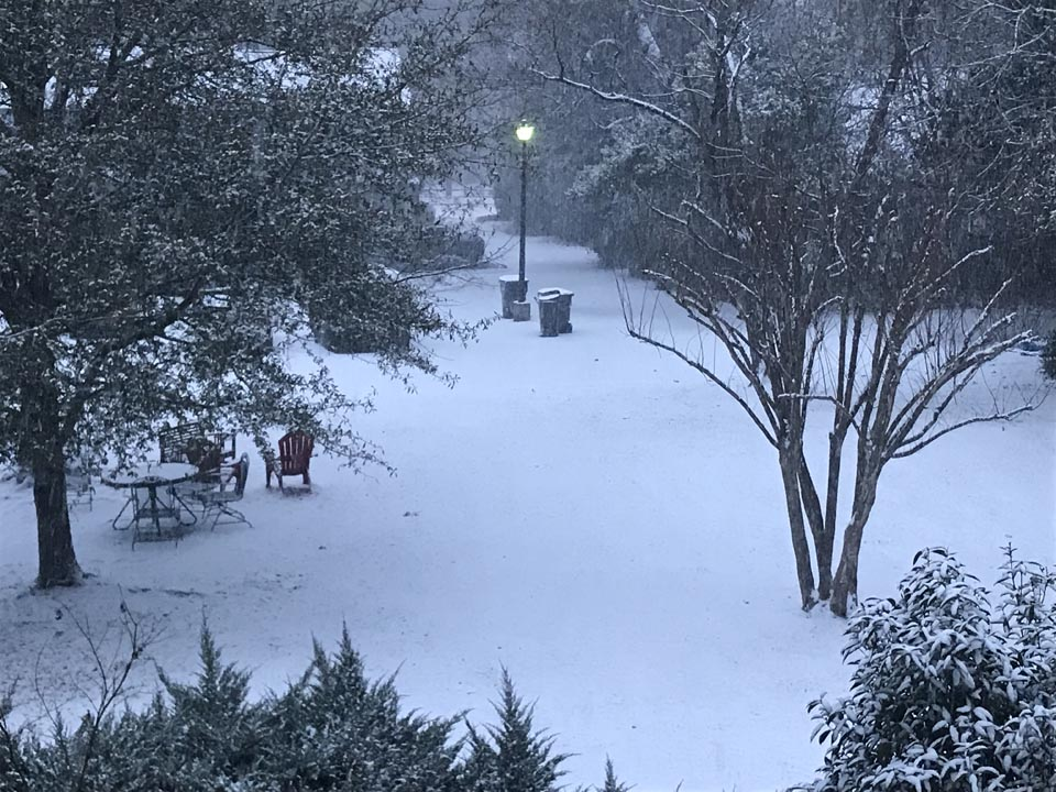 <div class='meta'><div class='origin-logo' data-origin='none'></div><span class='caption-text' data-credit='ABC11 Eyewitness'>Snow in central NC</span></div>