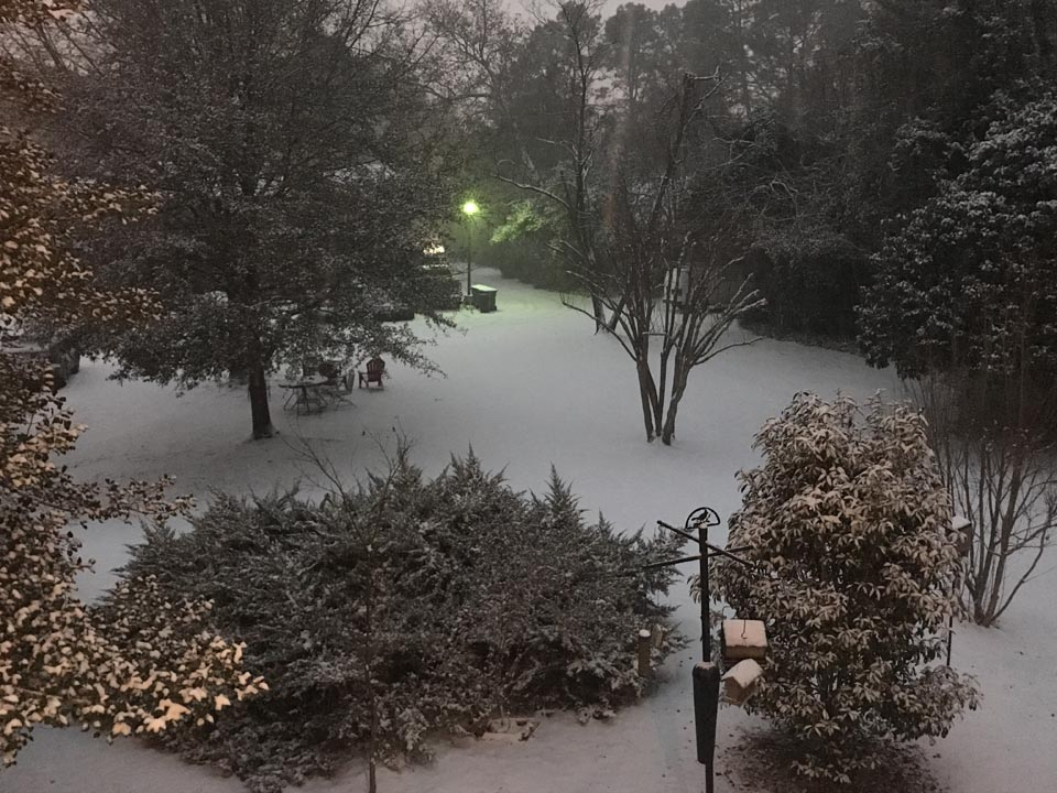 "<div class=""meta image-caption""><div class=""origin-logo origin-image none""><span>none</span></div><span class=""caption-text"">Southern Pines snow!! (Britney Baggett - ABC11 Eyewitness)</span></div>"