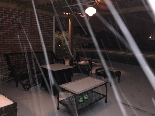 <div class='meta'><div class='origin-logo' data-origin='none'></div><span class='caption-text' data-credit='Nancy McCann - ABC11 Eyewitness'>Wilmington snow.</span></div>