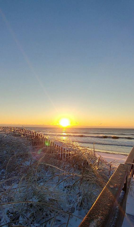 "<div class=""meta image-caption""><div class=""origin-logo origin-image none""><span>none</span></div><span class=""caption-text"">Snow at the North Carolina coast (WWAY/Brenda McNeely -- North Topsail Beach)</span></div>"