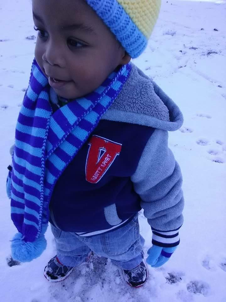 <div class='meta'><div class='origin-logo' data-origin='none'></div><span class='caption-text' data-credit='Lori McGee - ABC11 Eyewitness'>This is Prince, enjoying his first snow in Roseboro, NC. He's 17 months old.</span></div>