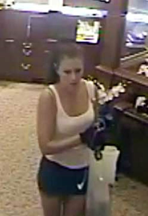 <div class='meta'><div class='origin-logo' data-origin='none'></div><span class='caption-text' data-credit=''>The FBI is looking for a woman and a suspected accomplice behind a series of jewelry store robberies.</span></div>