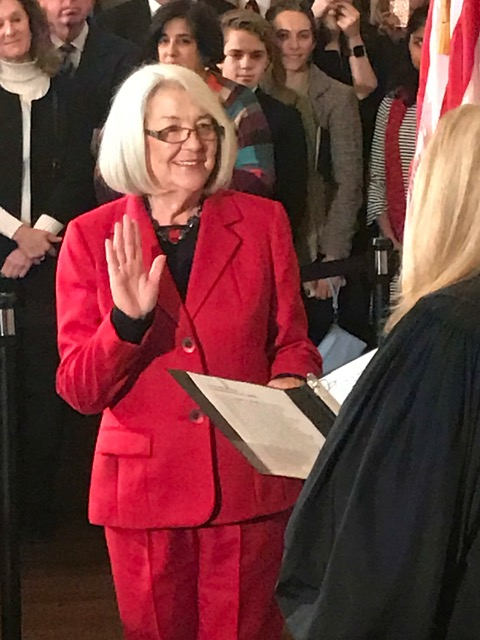 <div class='meta'><div class='origin-logo' data-origin='none'></div><span class='caption-text' data-credit=''>Cherie Berry takes the oath</span></div>
