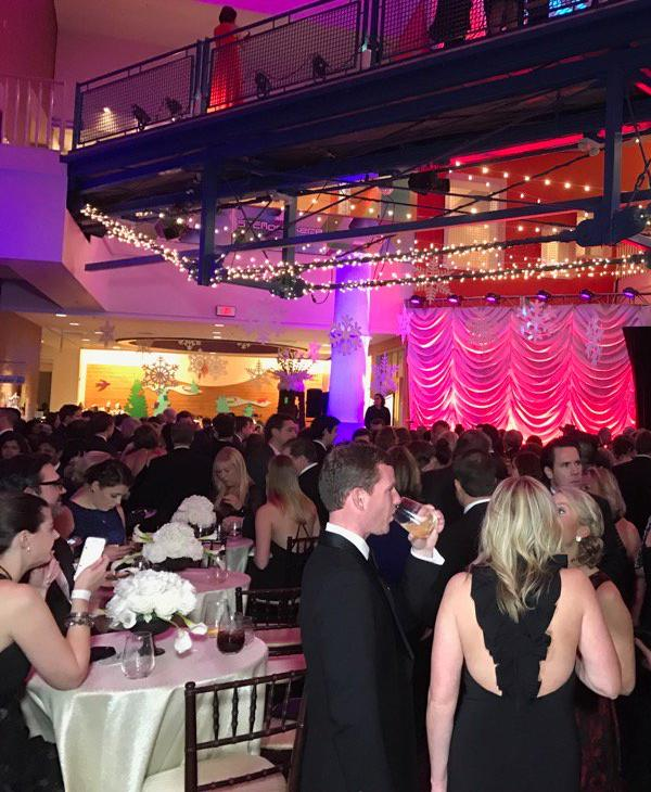 "<div class=""meta image-caption""><div class=""origin-logo origin-image wtvd""><span>WTVD</span></div><span class=""caption-text"">Governor's Inaugural Ball, Friday night at Marbles Museum in Raleigh. (Pattie Hartin)</span></div>"