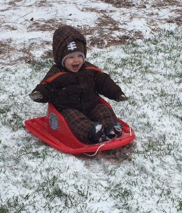 <div class='meta'><div class='origin-logo' data-origin='WTVD'></div><span class='caption-text' data-credit='ABC11 Eyewitness'>What a fun day sledding!</span></div>